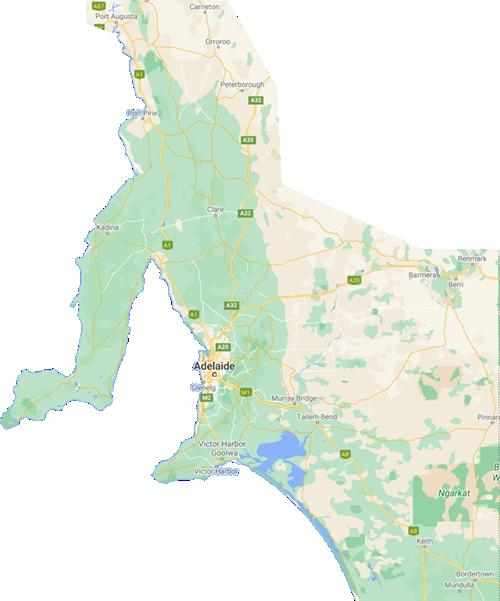 AAA Asphalt service area - South Australia