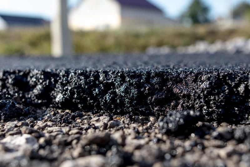 Hot mix asphalt-bitumen